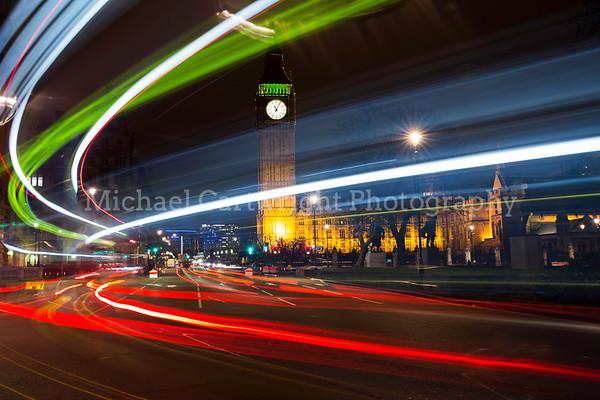 Parliament Square Traffic