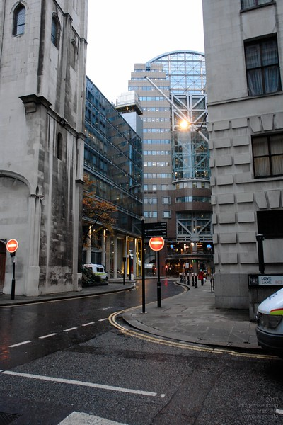 88 Wood Street, City of London. Our UK office (e-Spirit AG).