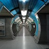 "Underground station ""Embankment"", City of London."