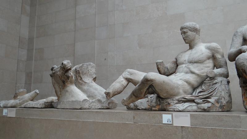 Parthenon sculptures, British Museum