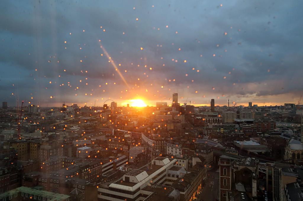 london trip itinerary