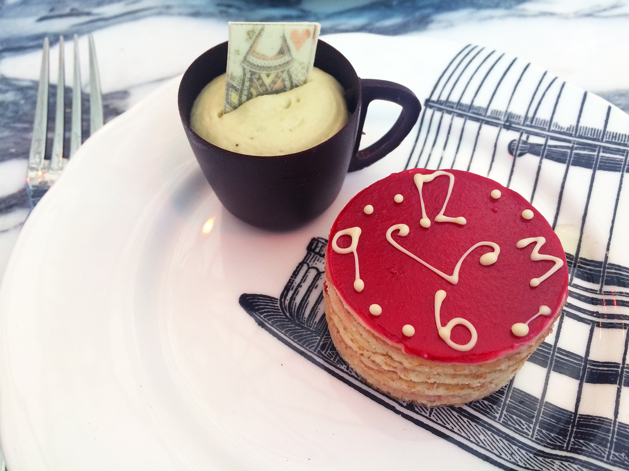 affordable afternoon tea london