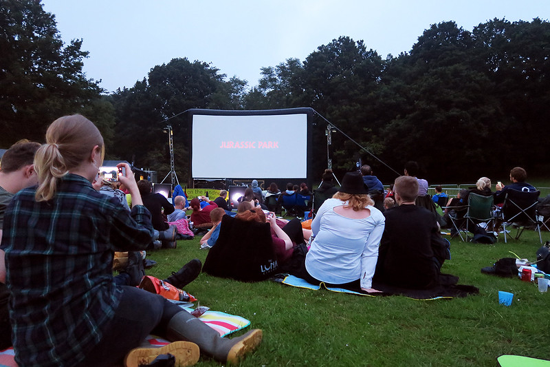 tips outdoor cinema london