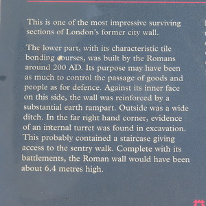 Roman Wall info