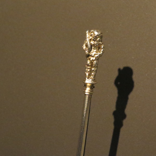 Spoon with wild man finial 65-1921