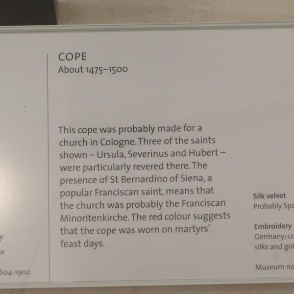 Cope 8354-1863 info card