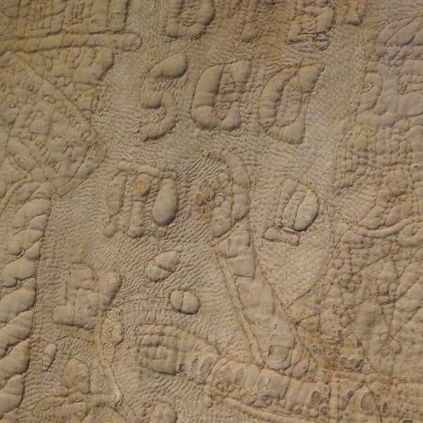 The Tristan Quilt 1391-1904