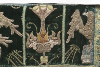Altar Frontal and Band Loan Butler-Bowdon 4 & 5