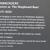 The Shepheard Buss T.219-1953 info card