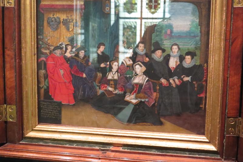 Panting of Sir Thomas More and Family P.15-1973