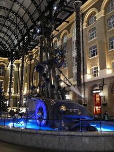 The Navigators, Hay's Galleria, London
