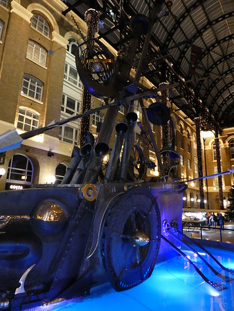 The Navigators, Hay's Galleria, London