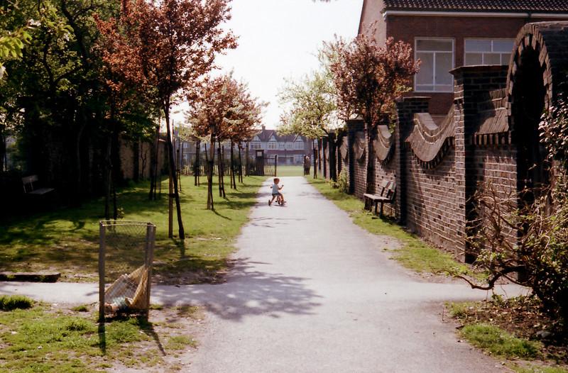 Path by Rutlish School