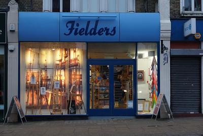 Fielders Arts Shop