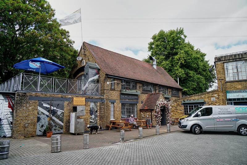The William Morris Pub - Merton Abbey Mills