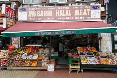 Mubarik Halal Grocer in Morden