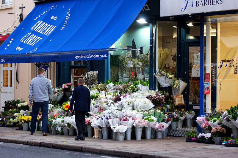 Gardenia Florist - High Street - Wimbledon Village