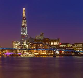 London Bridge & Shard
