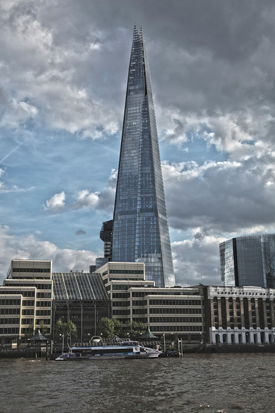 The Shard and the River Cruiser
