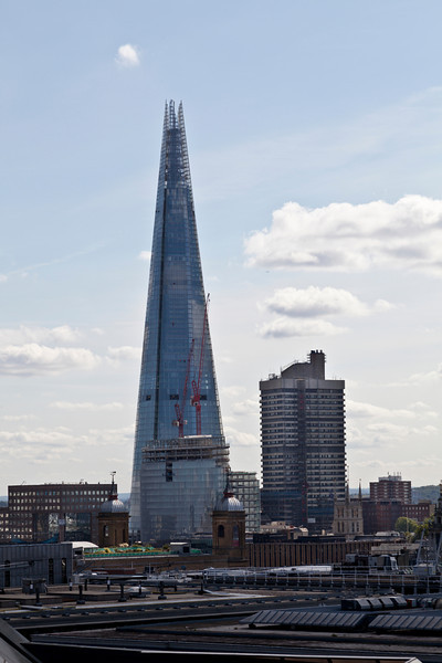 The Shard and Blackfriars