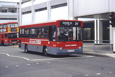 London Buses DRL137 Romford Market London Sep 94