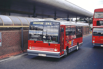London Buses DT4 Heathrow Airport 2 Sep 94