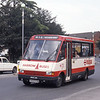 London Buses MR8 South Harrow May 89