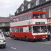 London Buses M1472 Northolt Road South Harrow May 89