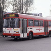 London Buses LS325 Harrow Bus Station May 89