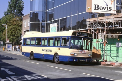 London Buses 44 Mayplace Road Bexleyheath London Sep 88