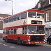 London Buses V60 Northolt Road South Harrow May 89