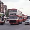London Buses V34 Northolt Road South Harrow May 89