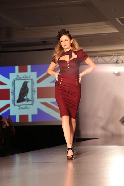 London Calling Fashion Show