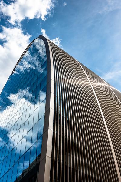 The 'Walkie Talkie' Building