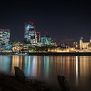 The City of London and the Tower of London