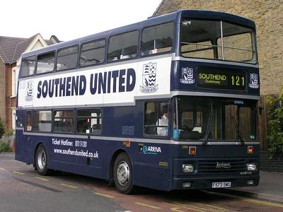 Arriva Southend