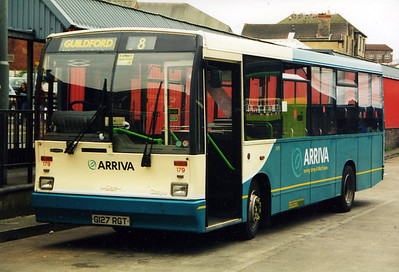 Arriva Surrey & West Sussex