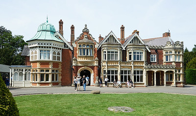 The Mansion, Bletchley Park 2019