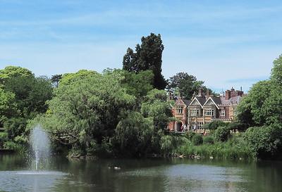 Bletchley Park, Milton Keynes, Buckinghamshire 1883