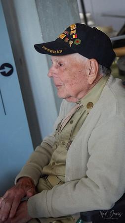 Honorable Veteran - age 97 years