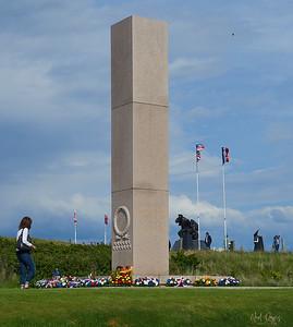 American Landing Memorial, Utah Beach