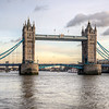 Tower Bridge from the River Thames Ferry