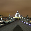 St Pauls from Millenium bridge