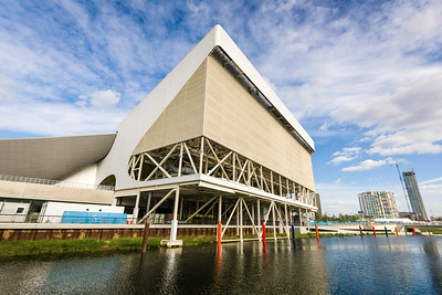 Olympic Aquatic Centre - London 2012