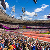 Olympic Stadium - London 2012