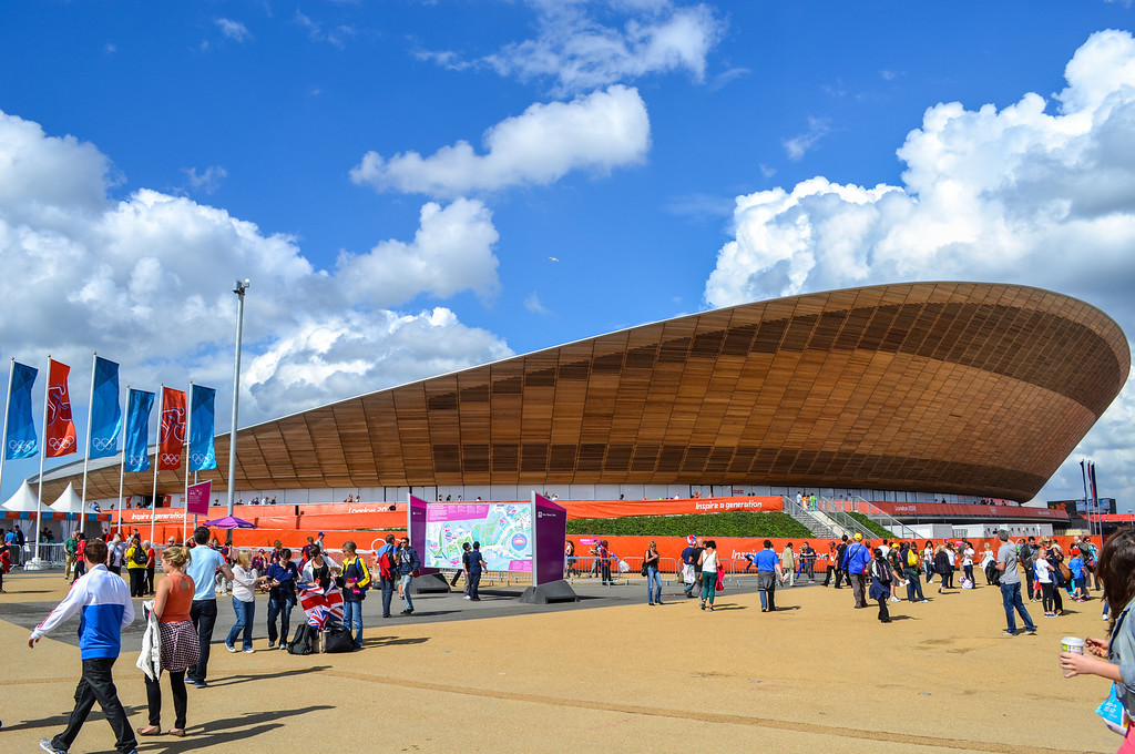 London 2012 Olympics Velodrome
