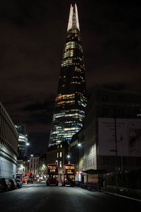 RML3 and RT2775 under the Shard