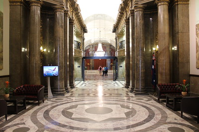 Australia House Lobby