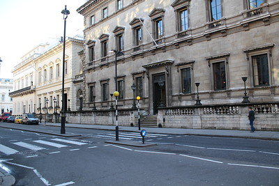 THE REFORM CLUB - PALL MALL