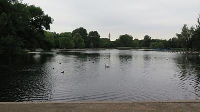 Regents park /central park option